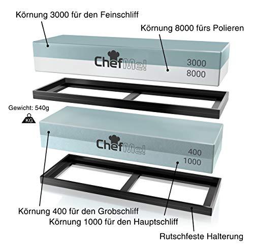 ChefMe Schleifstein - 3