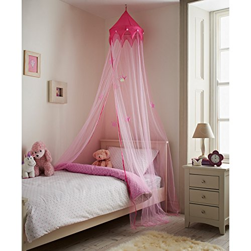 HKA BRAND NEW PRINCESS BED CANOPY FOR YOUR GIRL  sc 1 st  Amazon UK & Princess Bed Canopy: Amazon.co.uk