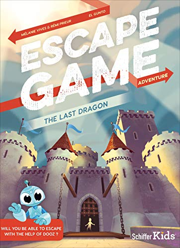 Escape Game Adventure: The Last Dragon: 2