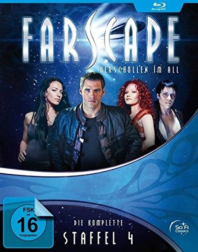Farscape - Verschollen im All - Staffel 4 (OmU) [Blu-ray]