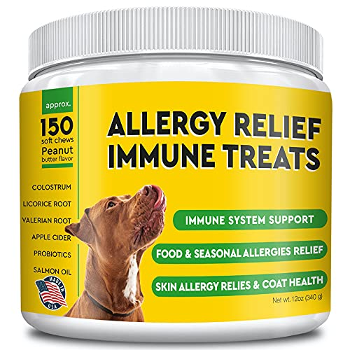 Top 10 best selling list for supplement for hot spots in dogs