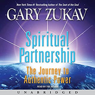 Spiritual Partnership audiobook cover art