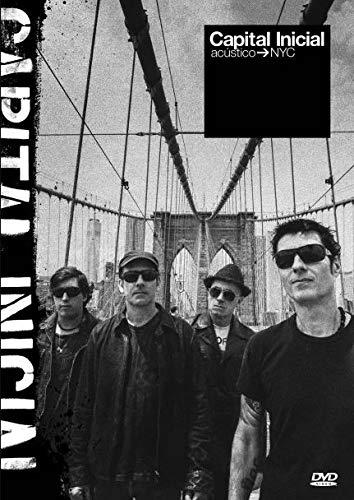 CAPITAL INICIAL - CAPITAL INICIAL ACÚSTICO - NYC - [DVD]