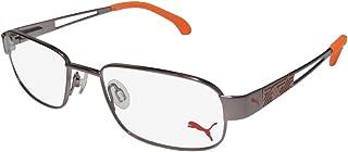 Puma 15417 مفصلات مرنة للرجال والنساء تناسب الشباب والنساء مثالية للنظارات الرياضية / النظارات