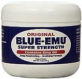Nfi Consumer Products Blue-Emu Emu Oil, Aloe, Super Strength, 4 Ounce