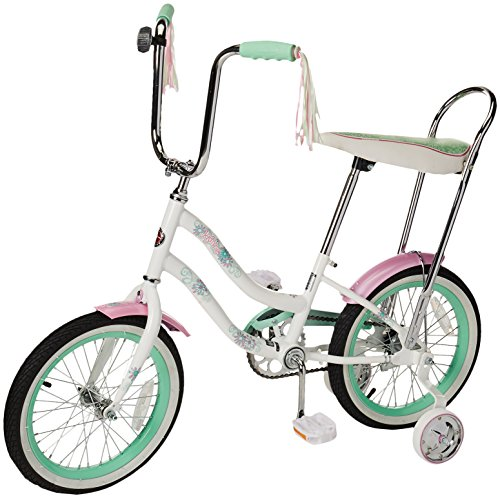 Schwinn Jasmine Girl's Bicycle, 16-Inch Wheels, White