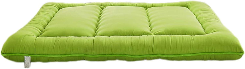 Thick Quilted Folding Mattress, Cotton Comfort Ergonomic Mattress Breathable-A 90x200cm H 10cm