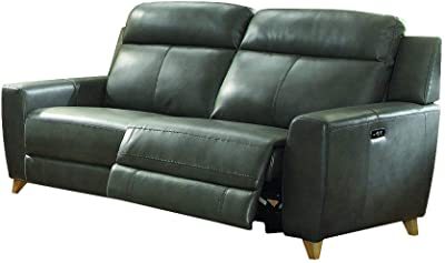 Amazon.com: HONBAY Convertible Sectional Sofa Couch Leather ...