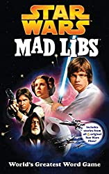 Best Star Wars Gift Ideas featured by top US Disney blogger, Marcie and the Mouse: Star Wars Mad Libs