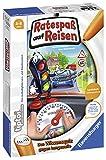Ravensburger tiptoi 00525 - 'Ratespaß auf Reisen' / Spiel von Ravensburger ab 4 Jahren / Praktisch für Unterwegs - Sachwissen zu den Themen Straßenverkehr und Verkehrssicherheit