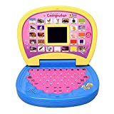 iChoice™ Educational Learning Laptop for Kids with LED Display, Alphabet and Number Learning