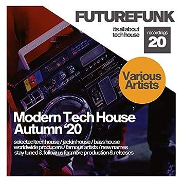 Modern Tech House (Autumn '20)