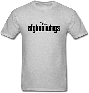 Top-T The Afghan Whigs Love Grey Tee Shirts for Mens