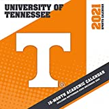 Tennessee Volunteers 2021 12x12 Team Wall Calendar