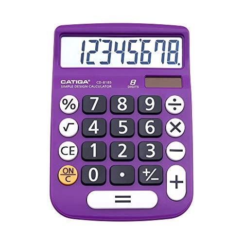 Image of Desktop Calculator 8 Digit...: Bestviewsreviews