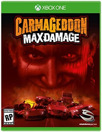Carmageddon Max Damage Xbox One product image