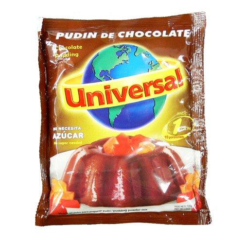 チョコレートプリンの素 ユニバーサル 100g