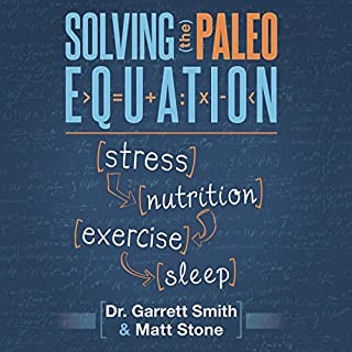 Solving the Paleo Equation audiobook cover art