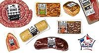 Entre Tarn et Aveyron, la charcuterie familiale Serres réalise pour vous d'excellentes charcuteries avec du porc local 100 % français ! Charcuterie artisanale et traditionnelle du Sud-Ouest depuis 1936, retrouvez dans cette box de charcuterie les pro...