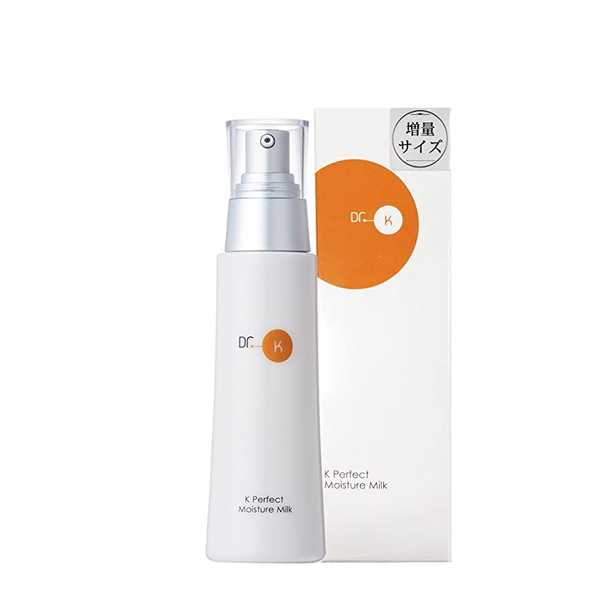 改善コンプリート耳ドクターケイ ケイパーフェクトモイスチャーミルク 増量ボトル(乳液 80mL)