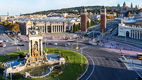 Icons of Barcelona: visit historic Placa d'Espanya and see some of the city's greatest buildings