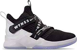 b81d78fa076 Nike Lebron Soldier XII (ps) Little Kids Aa1353-005 Black Black-