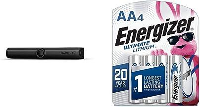 $147 » Garmin BC 40, Wireless Backup Camera, Works with Compatible Garmin Navigators & Energizer L91SBP-4 AA Batteries Ultimate L...