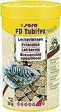 *sera Tubifex Würfel 250 ml, 1er Pack (1 x 250 ml)