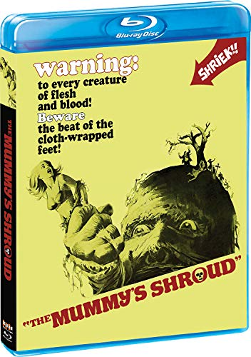 The Mummy's Shroud - Blu-ray