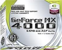 BFG Technologies BFGR400064 GEFORCE4 MX4000 64MB