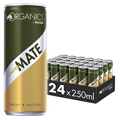 Organics by Red Bull Viva Mate, 24er Palette, OHNE Pfand, 24x250ml, 24 Stück