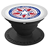 Ultimate Frisbee Disc PopSocket grip for Frisbee Players PopSockets Grip and Stand for Phones and Tablets