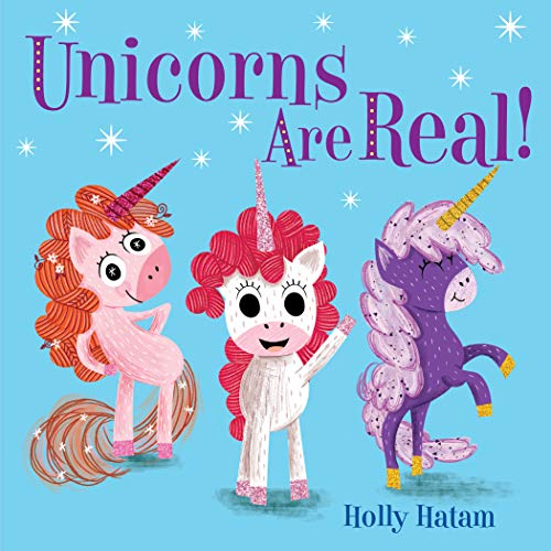 Unicorns Are Real Board Book Only $3.99 (Retail $7.99)