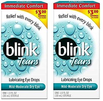 Blink Tears Lubricating Eye Drops