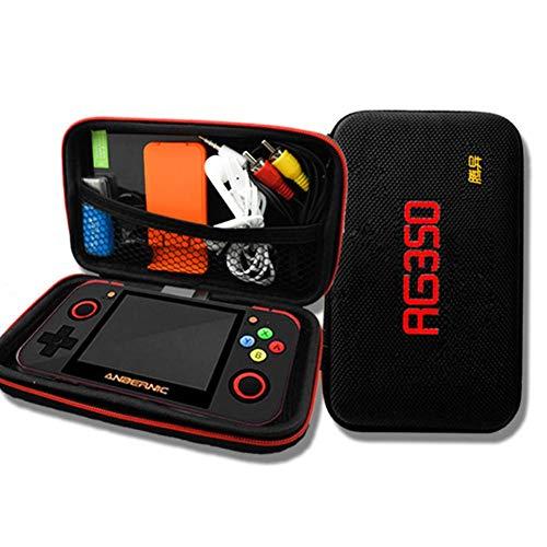 Retro-Spielekonsole EVA-Hülle für RG350 / RG300 - Deluxe-Reisetasche, schützende Aufbewahrungstasche - wasserdicht/tropfenfest/staubdicht