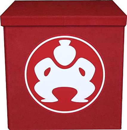 SUMO by Mobile Edge 6-Inch Folding Furniture Cubes,  Red