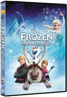 comprar comparacion Frozen,El Reino Del Hielo DVD