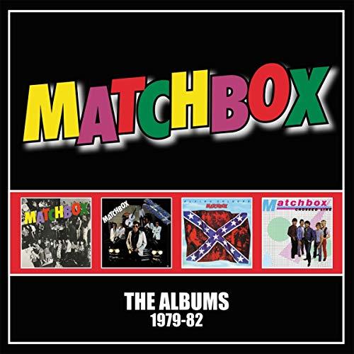 The Albums 1979-82 (4cd Box Set)