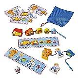 Haba 302155 - Fädelspiel Baustelle