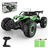 RC Cars Remote Control Car 1:14 Scale RC Trucks High Speed Off Road Remote Control Truck for Adults 2.4 Ghz Hobby RC Cars for Boys Age 4-7, Girl Gifts, Boy Gifts, Toy Gift…