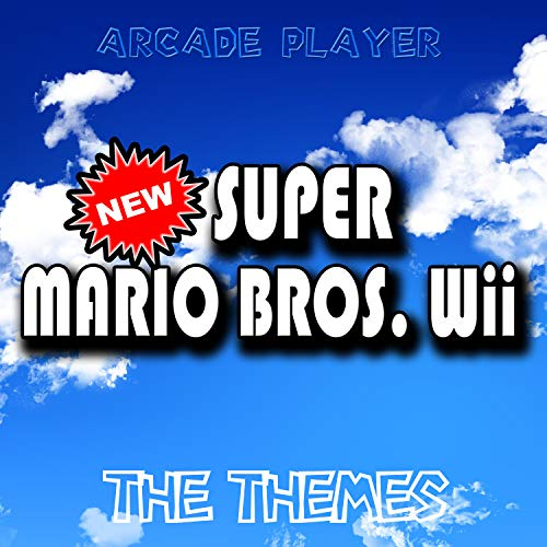 New Super Mario Bros. Wii, The Themes