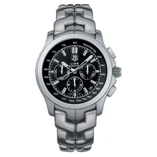 TAG Heuer Men's CT511A.BA0564 Calibre 36 Link Automatic Chronograph Watch