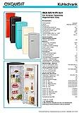 Retro-Kühlschränke Test