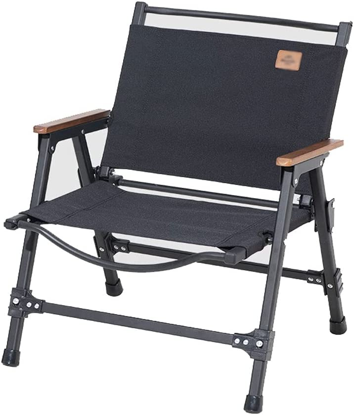 ZHONGTAI Selling rankings Camping Chair Portable Folding Max 72% OFF High Back