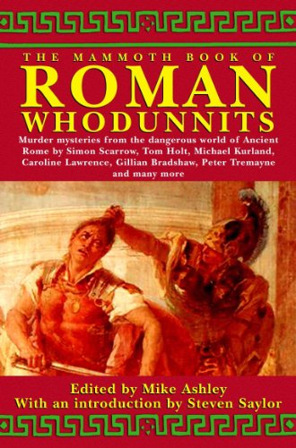 The Mammoth Book of Roman Whodunnit…