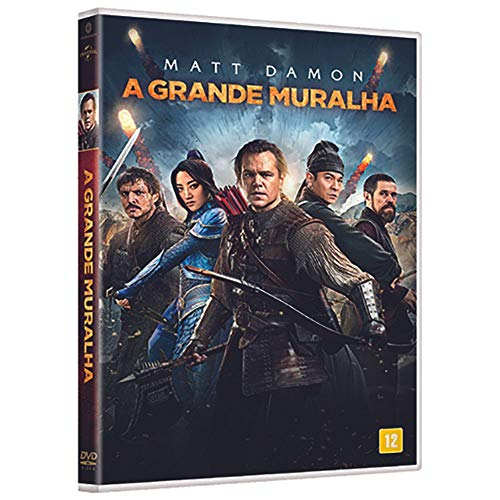 A GRANDE MURALHA DVD