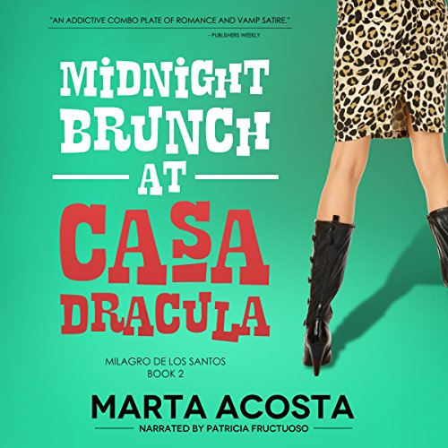 Midnight Brunch audiobook cover art
