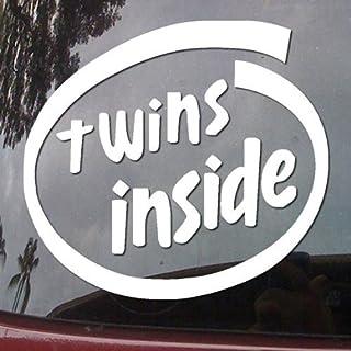 Suchergebnis Auf Für Zwillinge Aufkleber Merchandiseprodukte Auto Motorrad
