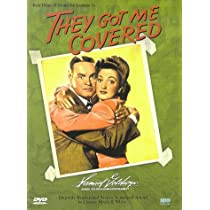 They Got Me Covered (1942) [Import USA Zone 1]