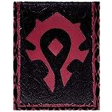 Cartera de World of Warcraft por la Horda Rojo